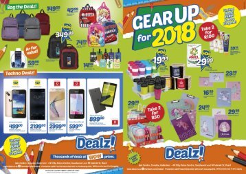 DEALZ BROADSHEET GUP2017