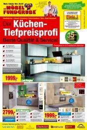 Die Möbelfundgrube KW 07 Küchen