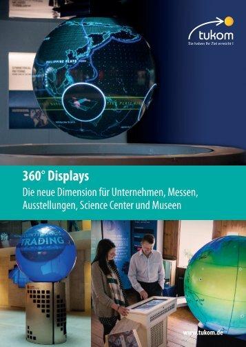tukom 360 Displays
