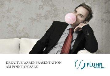 Individuelle Warenpräsentation von Fluhr Displays