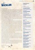 Vereinsmagazin - Der Wickler 4. Ausgabe 2017 - Seite 3