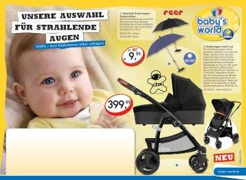 VEDES Babyhartwarenflyer | BH18