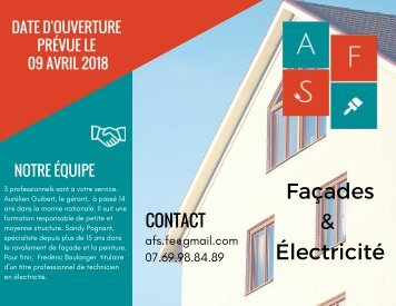 Brochure AFS