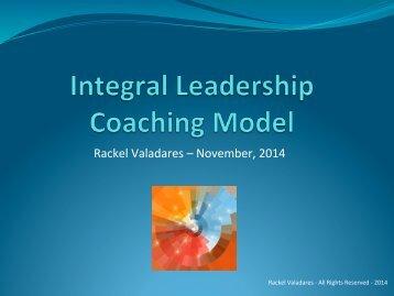 Integral Coaching Model V6