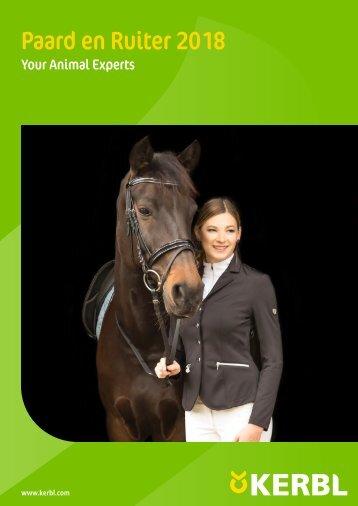 Agrodieren.be paardensport en paardenbenodigdheden en ruiterbenodigdheden en stalbenodigdheden catalogus 2018