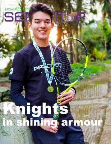 Serveitup Tennis Magazine #25
