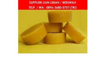 PROMO, WA : 0896 3680 0757, Jual Lilin Beeswax Malang, Harga Lilin Beeswax Malang