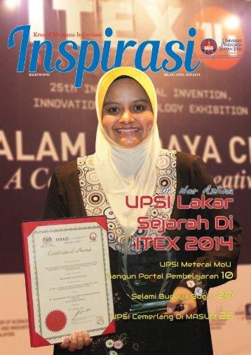 INSPIRASI (APRIL - JUN 2014)