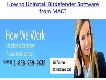 Bitdefender Antivirus Not Responding Service 1-888-959-9638 Bitdefender antivirus Stop working Support Number