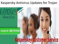 Kaspersky Antivirus Not Working Number 1-888-959-9638 Kaspersky Antivirus Not Responding Service Number
