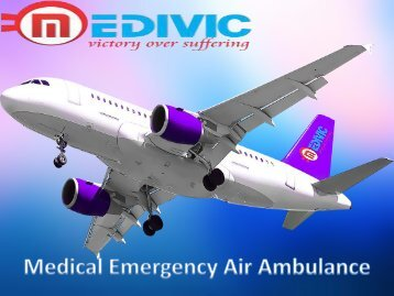 Quality Based Air Ambulance Mumbai to Delhi Cost with Medical Team