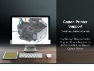 1-800-213-8289 Fix Canon Pixma printer's inner cover open error