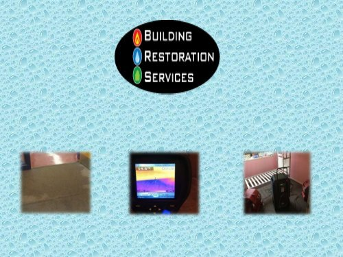 Water Damage in Melbourne
