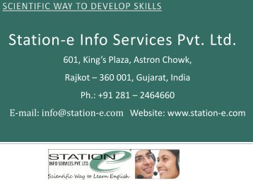 Welcome to Station-e Language Lab