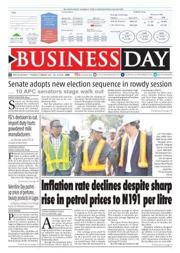 BusinessDay 15 Feb 2018