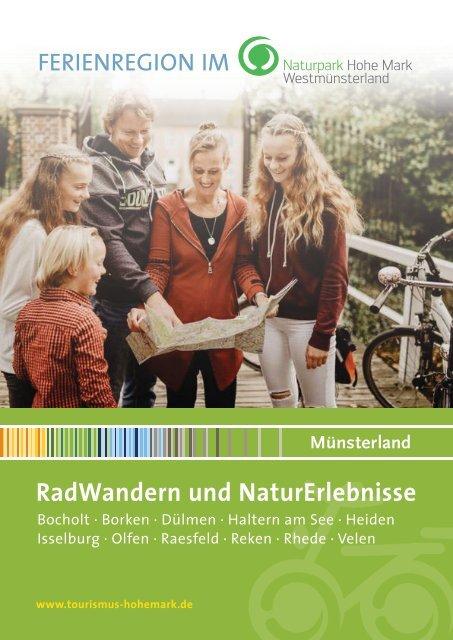 RadWandern und NaturErlebnisse in der Ferienregion Naturpark Hohe Mark Westmünsterland