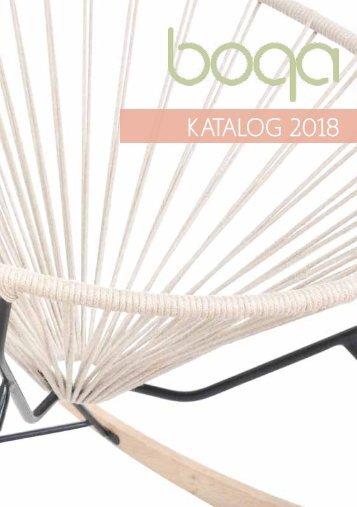Boqa 2018 Katalog