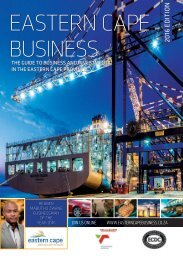 Eastern Cape Business 2016 edition