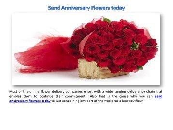 Send online birthday flowers