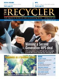 The Recycler Issue 303