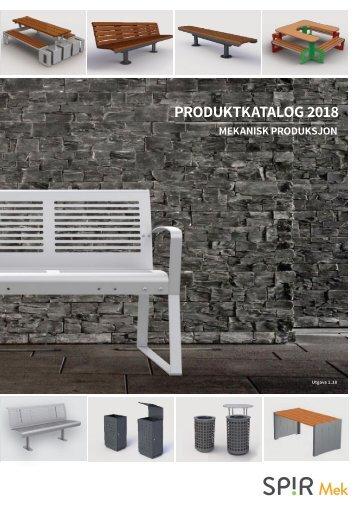 Produktkatalog Spir Mekanisk 2018