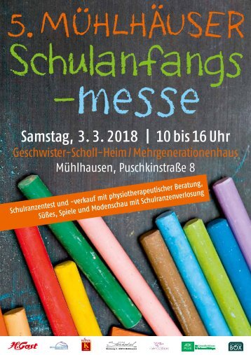 080218 Plakat A3 Schulranzen Messe 2018 Screen