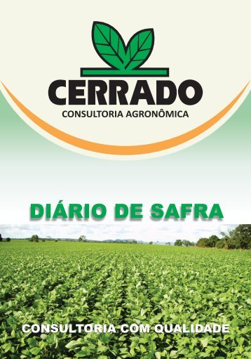 CERRADO CONSULTORIA AGRONOMICA_CERRADO CONSULTORIA AGRONOMICA_
