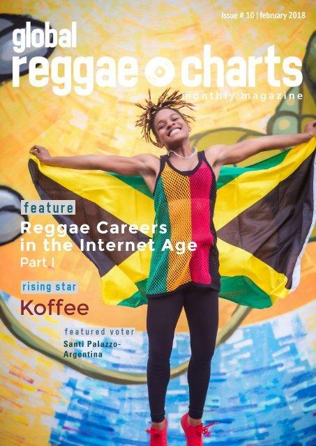 Global Reggae Charts - Issue #10 / February 2018