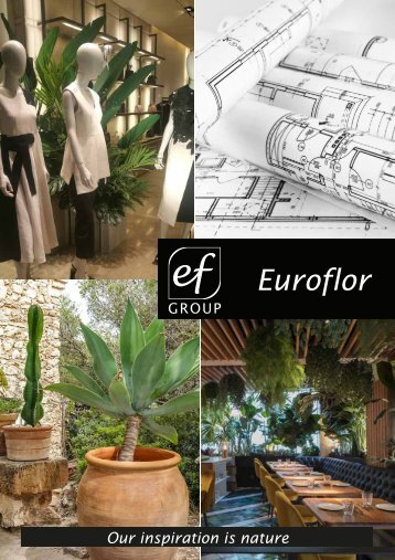 Catalogo General EUROFLOR 2018