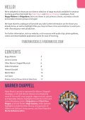Musicals Catalogue  - Page 3