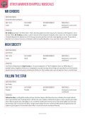 Musicals Catalogue  - Page 6