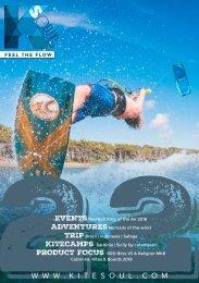 Kitesoul Magazine #22 International Edition