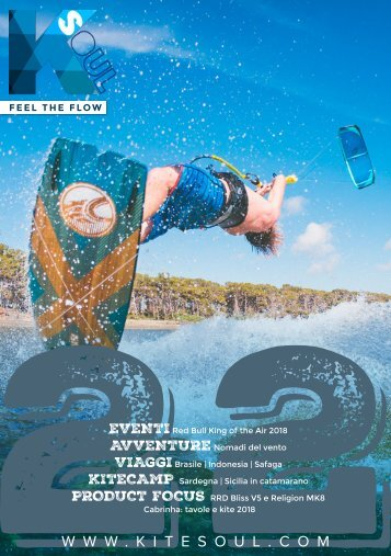 Kitesoul Magazine #22 Edizione Italiana