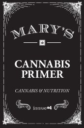 #4: Cannabis and Nutrition