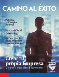 Revista Camino Al Éxito - Agosto 2017