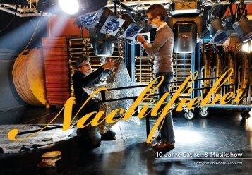 Nachtfieber 10 Jahre Satire-& Musikshow