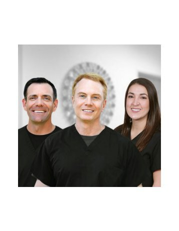 Dentist team at Huckabee Dental Southlake, TX 76092