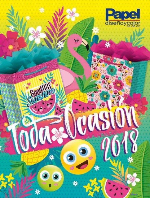 Catalogo Toda Ocasión 2018