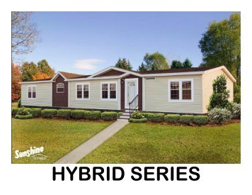 Sunshine Homes Hybrid Series at Rockin P Homes