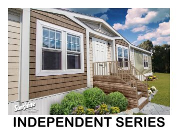 Sunshine Homes Independent Series at Rockin P Homes