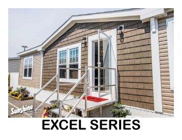 Sunshine Homes Excel Series at Rockin P Homes