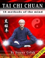 Tai Chi Chuan book '18 methods of the mind'