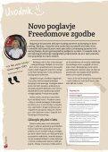 Freedom MAGAZIN 2014 - Page 4