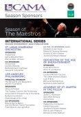 CAMA's Masterseries presents Peter Serkin, piano - Saturday, February 24, 2018, Lobero Theatre, Santa Barbara, 8PM - Page 2