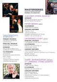 CAMA's Masterseries presents Peter Serkin, piano - Saturday, February 24, 2018, Lobero Theatre, Santa Barbara, 8PM - Page 3