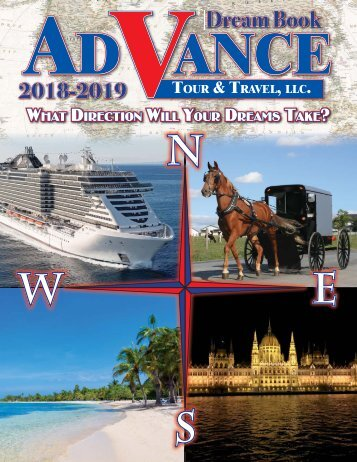 AdVance Tour & Travel 2018-2019 Dream Book