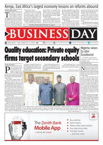 BusinessDay 16 Feb 2018