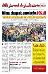 Jornal do Judiciário do Sintrajud - Edição 434