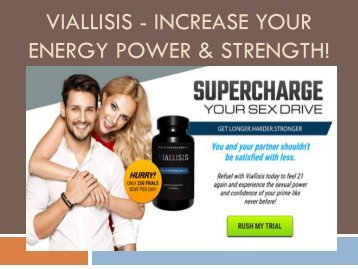 Viallisis - Boost Your Size And Stamina