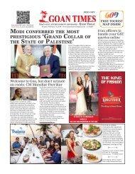GoanTimes February 16, 2018 Issue